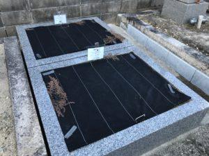 福万寺墓地(八尾市)のお墓
