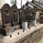 福厳寺(神戸市兵庫区)の六地蔵さん