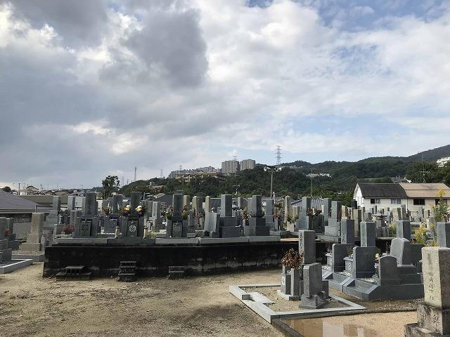 清荒神墓地(宝塚市)のお墓