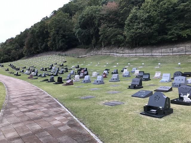 宝塚すみれ墓苑 墓地