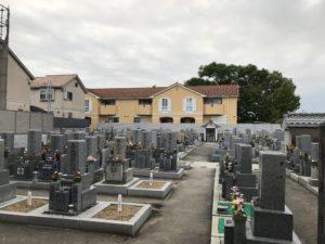 沼共同墓地(八尾市)のお墓