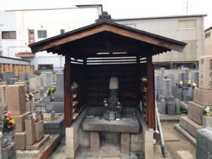 薭島桑才墓地(門真市)のお墓
