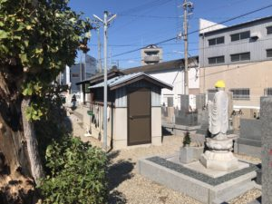 上馬伏墓地(門真市)のお墓