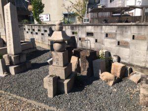 小路霊園(門真市)のお墓