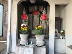 北霊園のお墓