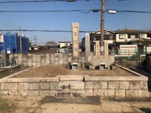 浜寺元町共有墓地(堺市西区)のお墓
