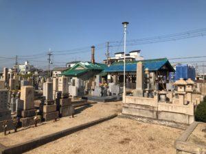 共有墓地(堺市西区)のお墓