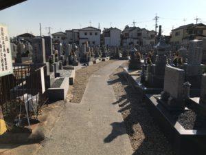黒山地区共同墓地(堺市)のお墓