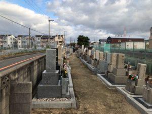 一番町共同墓地(門真市)のお墓