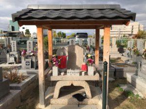 北島墓地(門真市)のお墓