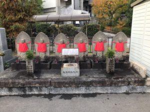 西諸福墓地(大東市)のお墓