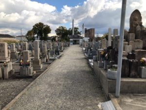 浜寺船尾町墓地(堺市西区)のお墓