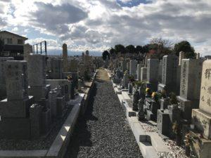 家原寺共同墓地(堺市西区)のお墓