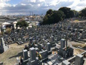 家原寺共有墓地(堺市西区)のお墓