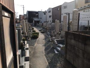 月出霊苑(門真市)のお墓