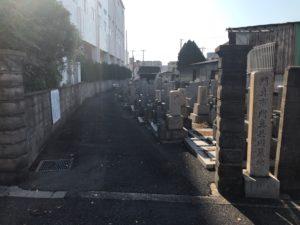 門真共同墓地(門真市)のお墓