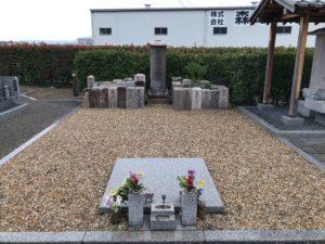 三ツ島共同墓地(門真市)のお墓
