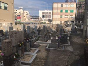 赤井氷野共同墓地(大東市)のお墓