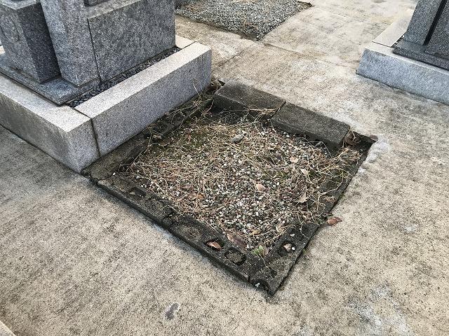 安立霊園(大阪市住之江区)の空き区画
