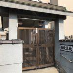 横堤墓地(大阪市鶴見区)のお墓