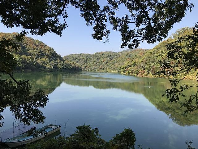 烏原霊園(神戸市兵庫区)あたりの景色