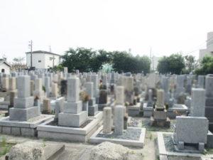 味舌下農地墓地2(摂津市)