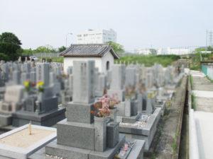 味舌下農地墓地3(摂津市)