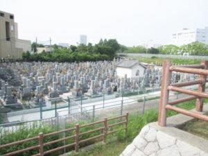 味舌下農地墓地(摂津市)のお墓