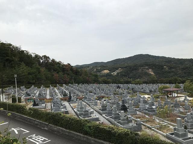 宝塚市営長尾山霊園のお墓