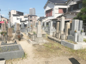 中内・竹之鼻共同墓地5(摂津市)