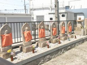 真福寺野々壱組弐組共同墓地3(摂津市)