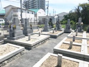 新在家八防第二共同墓地4(摂津市)