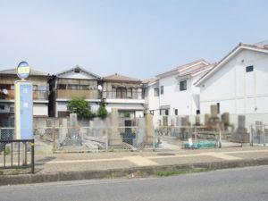 庄屋墓地1(摂津市)