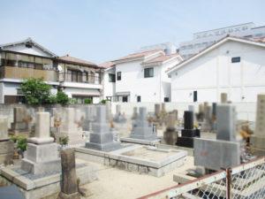 庄屋墓地2(摂津市)