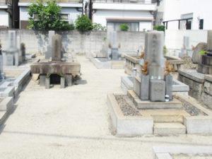 庄屋墓地4(摂津市)