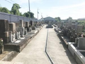 鳥飼八町墓地(摂津市)のお墓