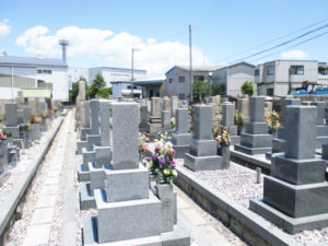 鳥飼上墓地2(摂津市)