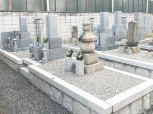 鳥飼中浄土墓地2(摂津市)