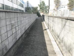 鳥飼中浄土墓地(摂津市)のお墓