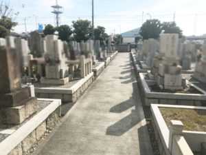 摂津市鳥飼中共同墓地4(摂津市)