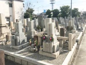 摂津市鳥飼中共同墓地5(摂津市)