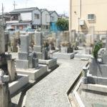 鳥飼西自治会墓地(摂津市)