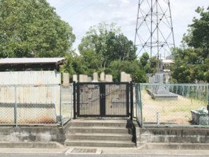 鳥飼野々自治会三組墓地(摂津市)のお墓