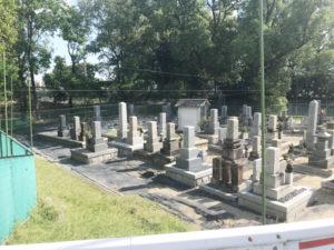 鶴野共同墓地1(摂津市)