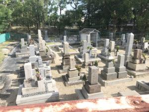 鶴野共同墓地2(摂津市)