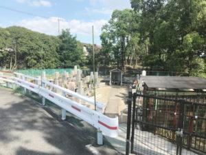 鶴野共同墓地(摂津市)のお墓