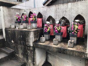 赤銅墓地(堺市中区)のお墓