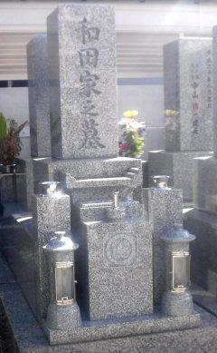 龍渕寺でお墓を建立させていただきました(和田様)