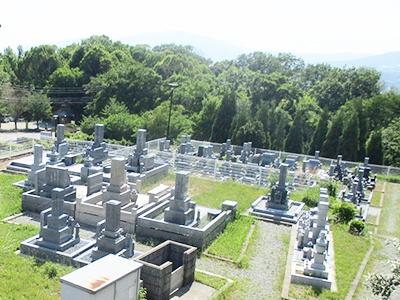 鵯越墓園のさつき地区へのアクセス