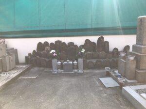 沢上江墓地(都島区)のお墓